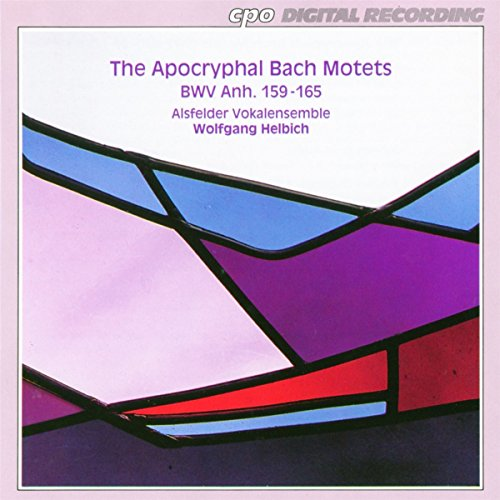 The Apocryphal Bach Motets