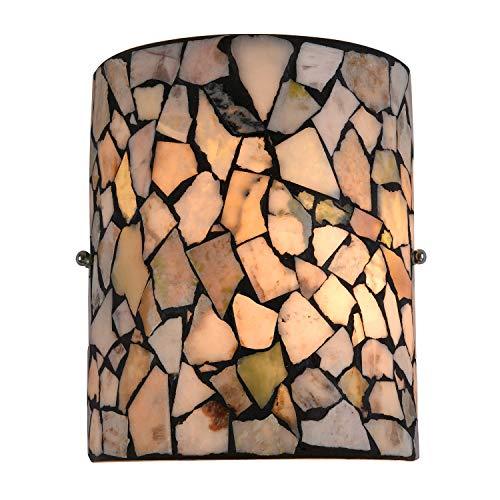 lámpara aplique tiffany fabricante Artzone