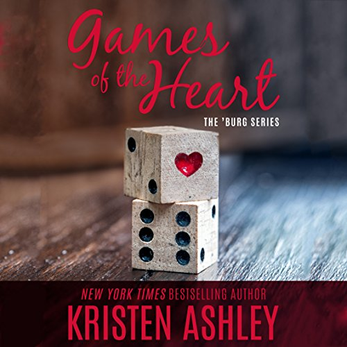 Games of the Heart audiobook cover art