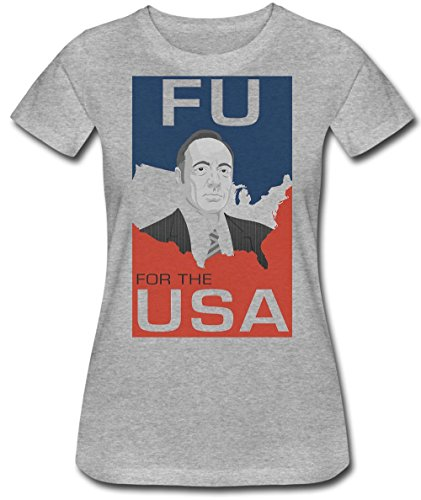 FU for The USA Frank Underwood 2016 Women's T-Shirt XX-Large