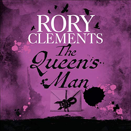 The Queen's Man audiobook cover art