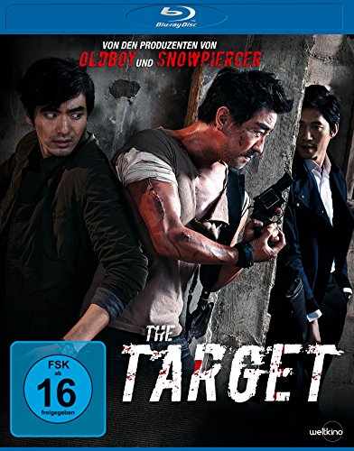 The Target [Blu-ray]