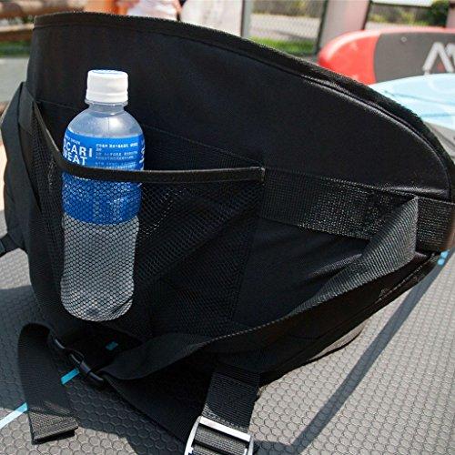 Aquamarina Unisex– Erwachsene Extra Seat Sup Zubehör, Schwarz, Uni - 4