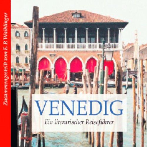 Literarischer Reiseführer Venedig Titelbild
