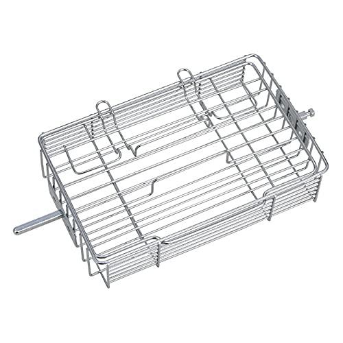 XZJJZ Soporte Aire freidora Cocina eléctrica Accesorios for Parrillas Estante Horno de microondas Rack vacío Red de Alta Chasis Fried Shelf