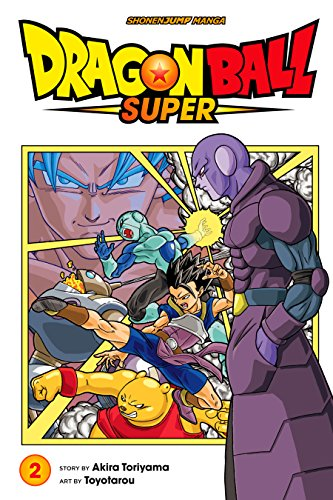 Dragon Ball Super, Vol. 2: The Winning Universe Is Decided!