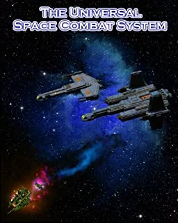 The Universal Space Combat System: A miniatures-based science fiction combat rule set