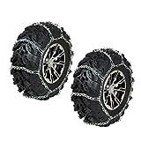 Raider ATV-TC2 51' Length x 14' Width ATV Tire Chain