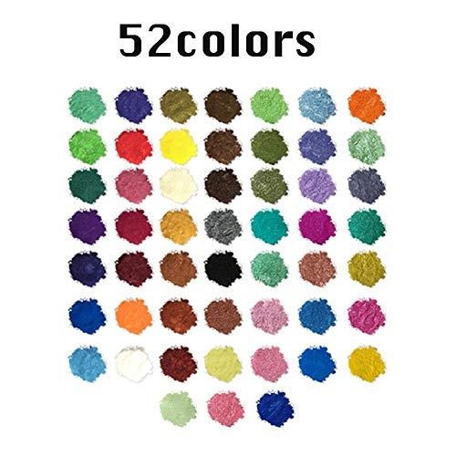 Epoxidharz Farbe, Herstellung Von Farbstoffen, Handgemachte Seifenherstellungstools, Pulverpigmente,...
