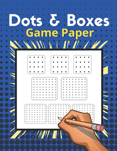 Dots & Boxes: Brain Dots and Boxes puzzle Game | Dot to Dot Grid | Game of Dots Boxes | Dot and Line | Pigs in a Pen| Kids Fun Game |Traveling & Holidays gamebook
