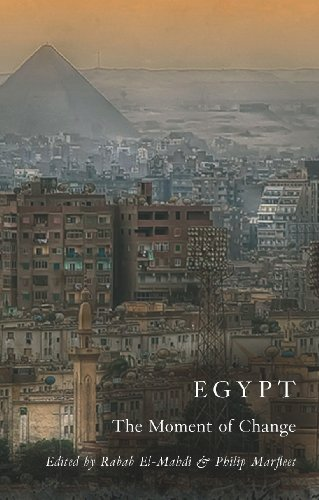 Egypt: The Moment of Change (English Edition)