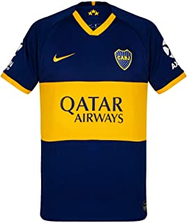 Nike Men's Boca Juniors 2019/20 Home Soccer Jersey