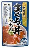 モランボン 鮨割烹 まぐろ丼のたれ 20gX5