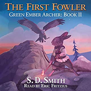 The First Fowler cover art