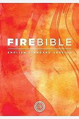 Fire Bible: English Standard Version Hardcover