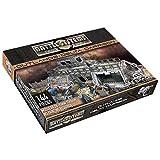 Battle Systems - BSTSFE005 - Outlands Delta Garrison - 28-mm-Science-Fiction-Tabletop-Miniatur-Spielfeld