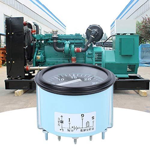 Tacómetro, desgaste - Medidor de velocidad del motor fácil de instalar, para grupo electrógeno Tacómetro Cronómetro para caja de instrumentos
