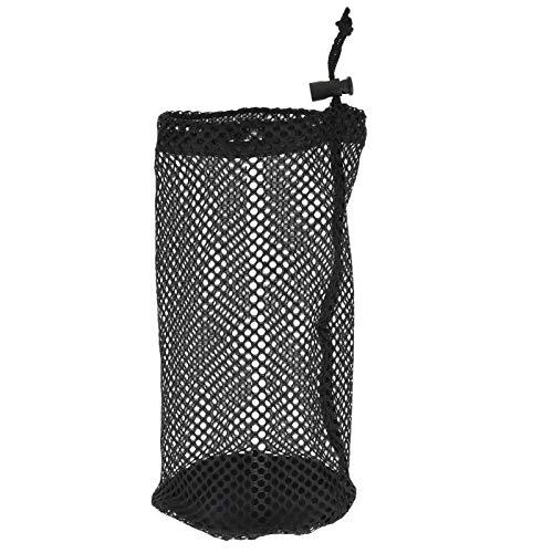 KUIDAMOS Atmungsaktive Golfballtasche Aufbewahrungstasche Nylon zur Aufbewahrung von Golfbällen