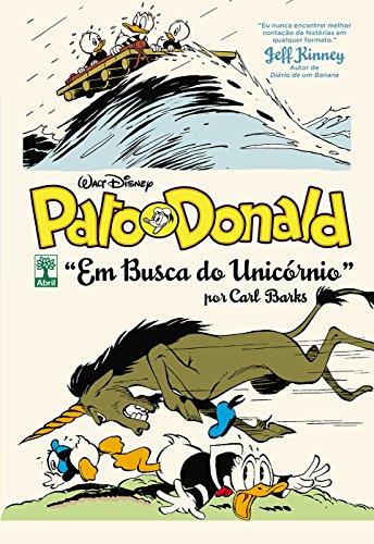 Pato Donald. Em Busca do Unicórnio