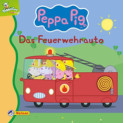 Maxi-Mini 3: Peppa: Das Feuerwehrauto (Nelson Maxi-Mini)
