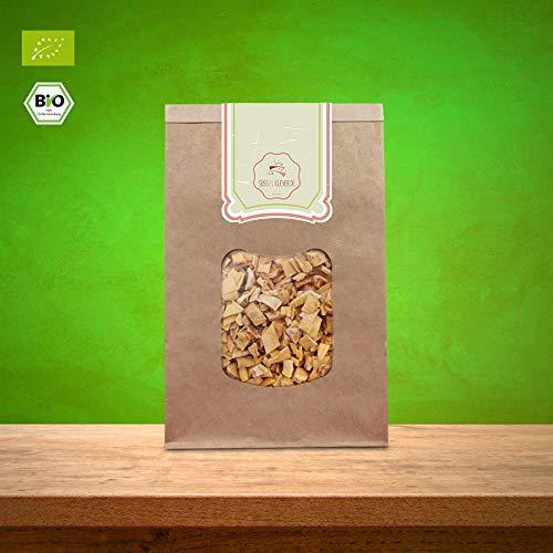 süssundclever.de® | Bio Mangowürfel | Mango getrocknet & gehackt | 1kg | plastikfrei und ökologisch-nachhaltig abgepackt (1000.00)