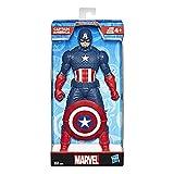 Hasbro Capitan America Action Figure con Scudo Marvel Captain America