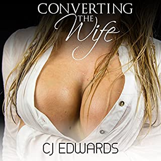 Converting the Wife audiobook cover art