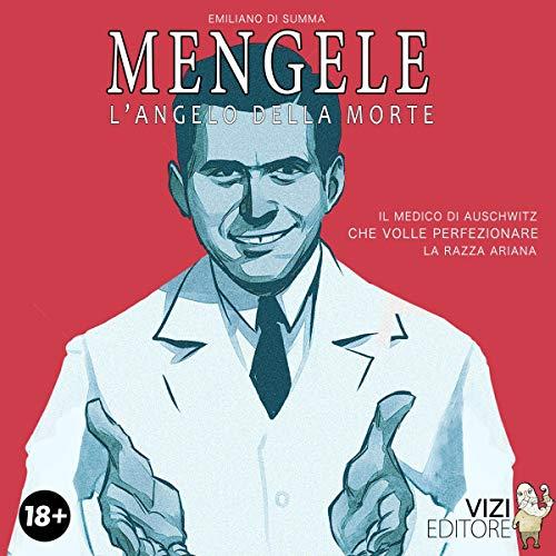 Mengele, l'angelo della morte copertina