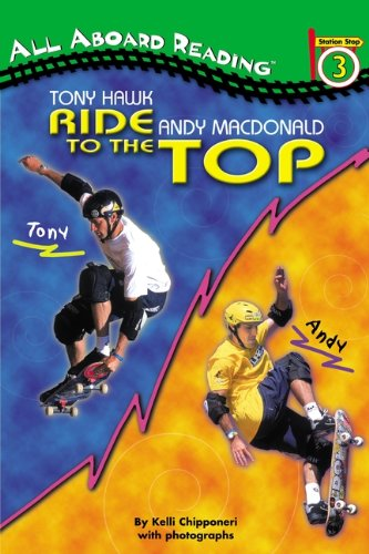 Tony Hawk And Andy Macdonald Ride To The Top