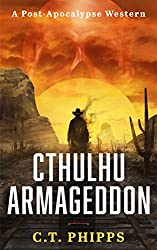 Cover of Cthulhu Armageddon