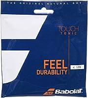 バボラ BabolaT テニスガット 単張り タッチトニック(Touch Tonic) 130 ナチュラル 201032(130)