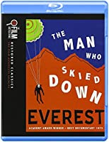 Man Who Skied Down Everest [Blu-ray] [Import]