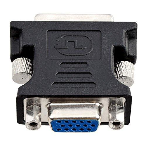DVI-I Macho Masculino A VGA Hembra Convertidor Adaptador Adapter PaRA LCD HDTV