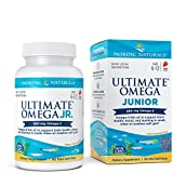 Última Omega, Junior, 500 mg, 90 geles suaves masticables - Naturals...