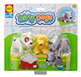 Alex Rub a Dub Dirty Dogs Kids Bath Activity