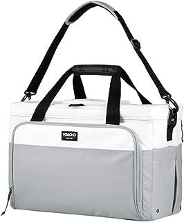 IGLOO Unisex's MARINE COAST 36 White/Grey Insulated Bags, Canettes