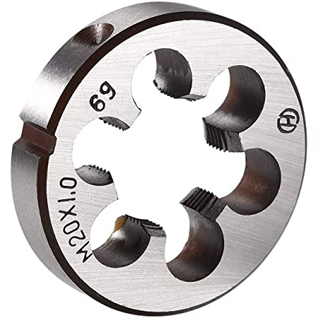 Details about  /1pc Metric Right Hand Die M20X1.75mm Dies Threading Tools 20mmX1.75mm pitch