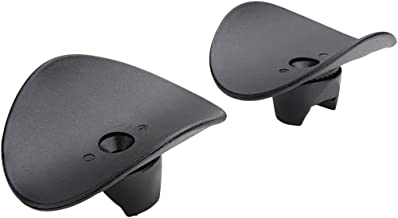 Profile Design Venturi Foam Disk Bicycle Arm Rest Pad Kit (Black)