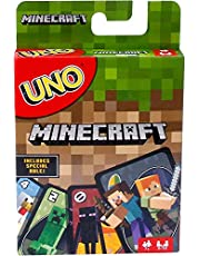 SooFam Minecraft Card Game