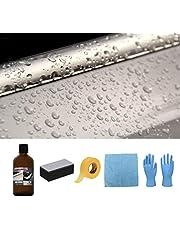 欧州車 アルミモール 白サビ防止 ガラスコーティング 効果5年持続 耐候 耐キズ Aluminum Coating