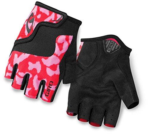 Giro Unisex Jugend Bravo Junior Fahrradhandschuhe, pink/Black, M