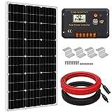 51tTO90ytQL. SL160  - 100 Watt Solar Panel Kit