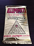 1995 Illuminati New World Order INWO イルミナティカード ブースターパック 1パック(16枚入り)