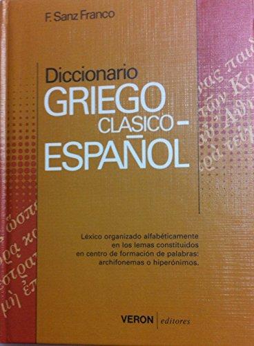 Diccionario griego clásico-español