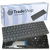 Original QWERTZ Tastatur Deutsch für HP Probook 430 G3 440 G3 445 G3 430 G4 440 G4 640 G2 645 G2 Serie ersetzt 811839-041 826368-041 830325-001 811861-001
