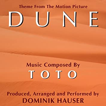 """Main Theme from the Motion Picture """"Dune"""" (Toto) - Single"""