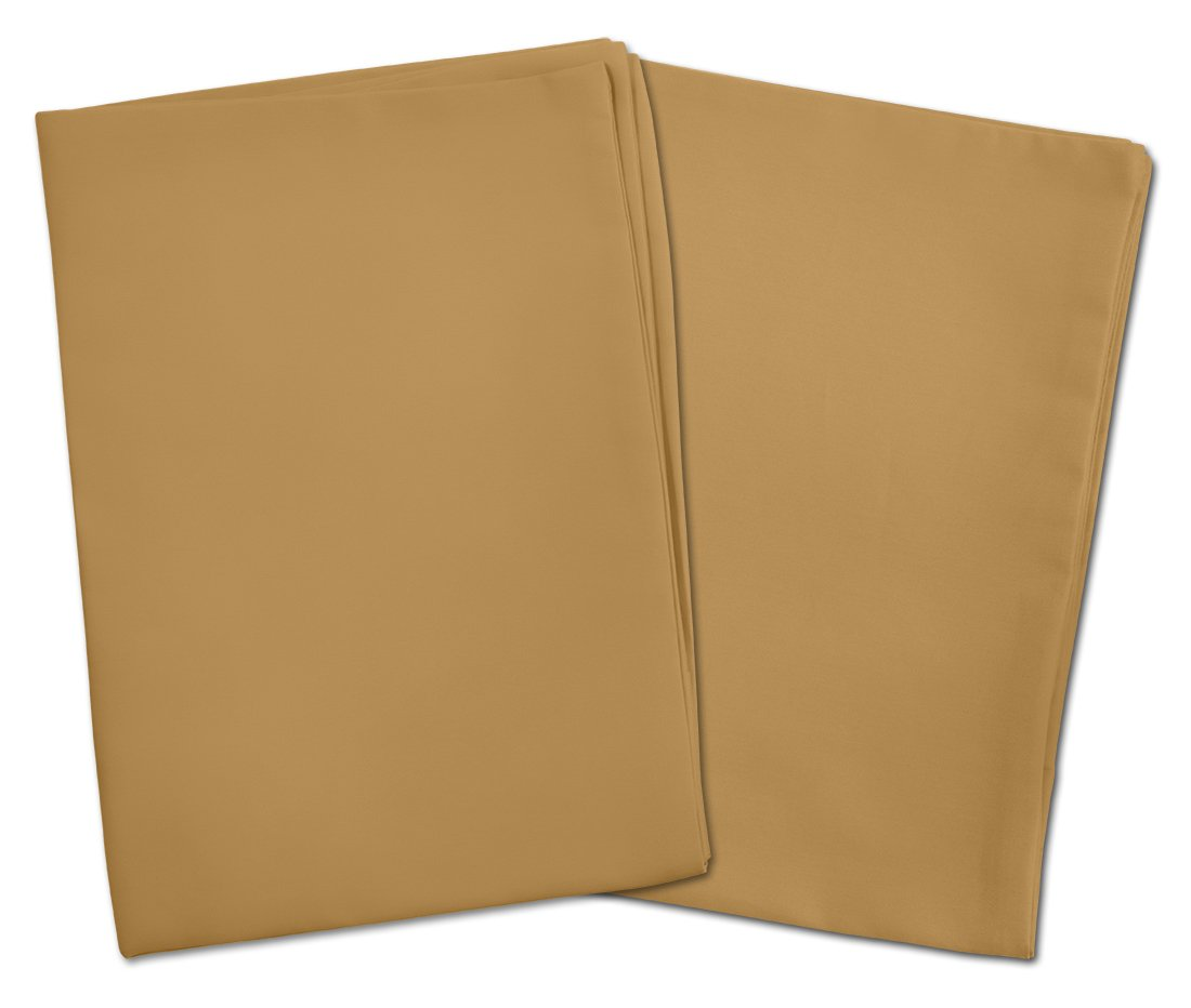 2 Light 100% quality warranty Brown Toddler Pillowcases Style Pillows - Envelope Fees free!! for
