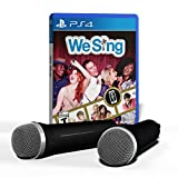We Sing 2-Mic Bundle (PS4) - PlayStation 4 Bundle Edition