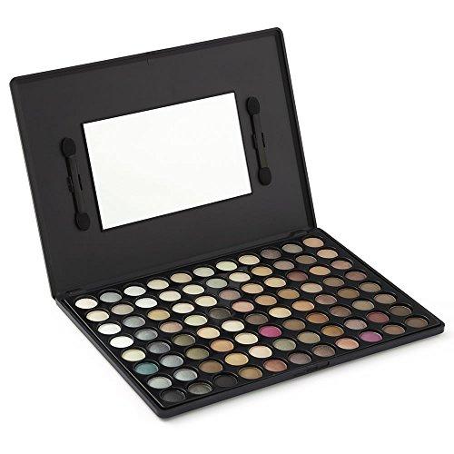 Laroc, palette di ombretti, 88 colori, set per makeup