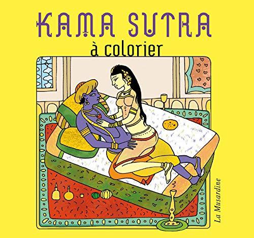Kama Sutra à colorier PDF Books